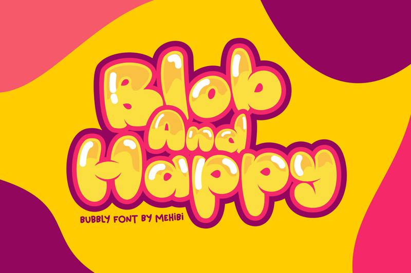 Blob And Happy