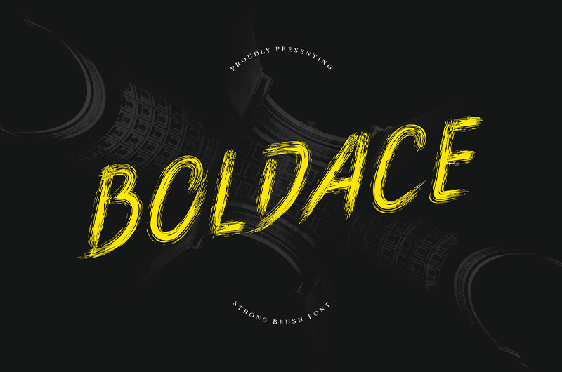 Boldace Brush