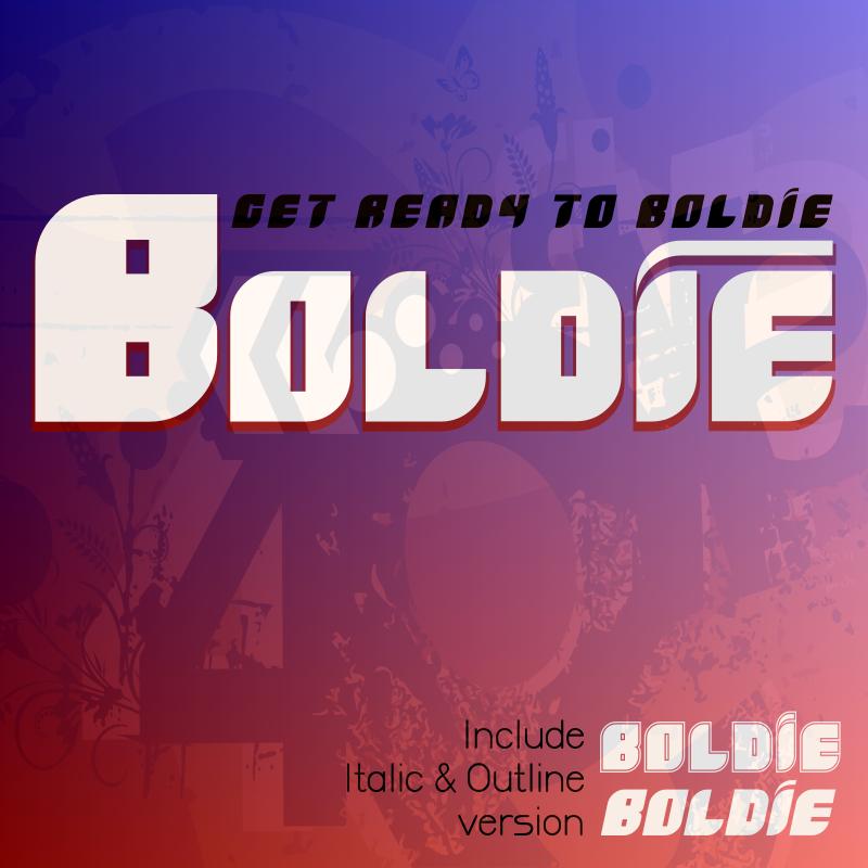 Boldie