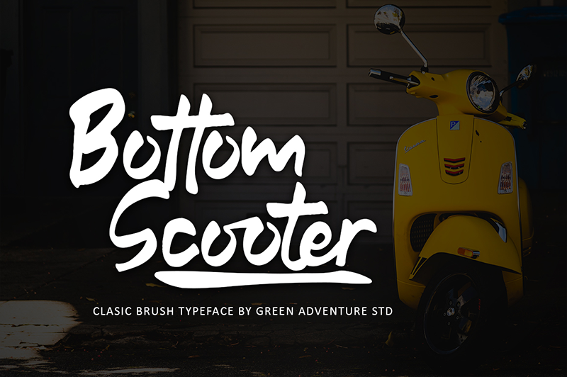 Bottom Scooter