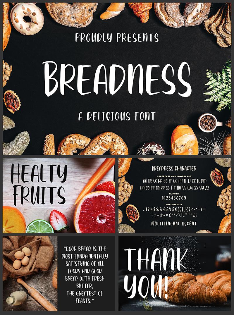 Breadness