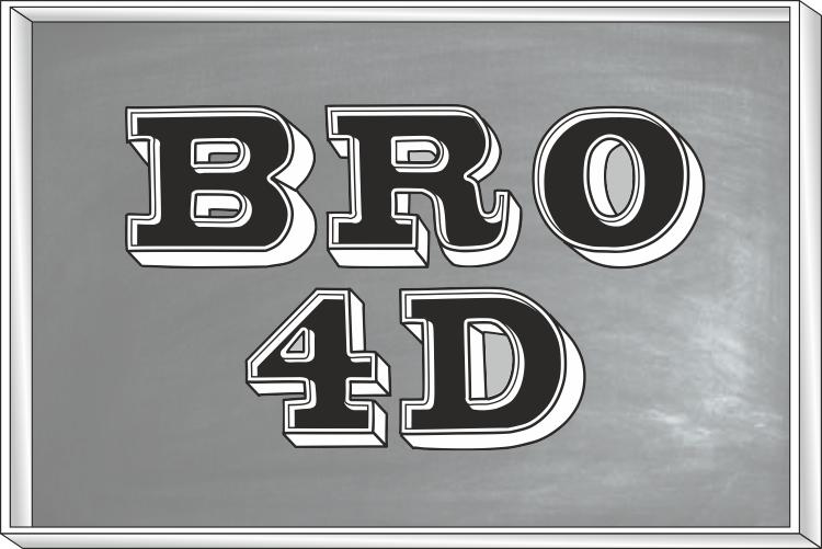 Bro 4D