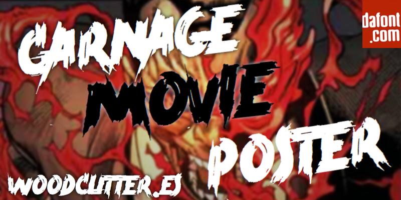 Carnage Movie Poster
