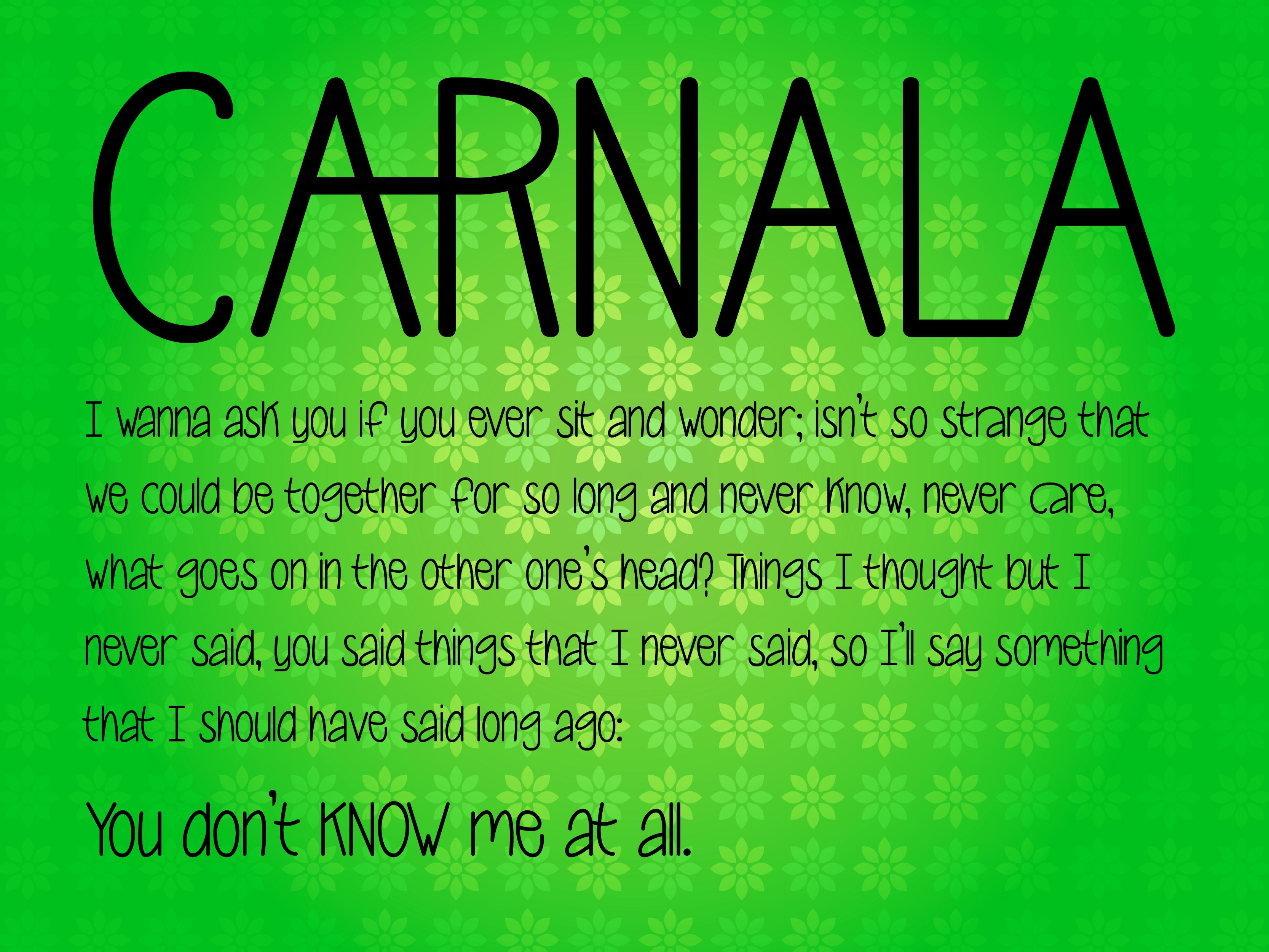 Carnala