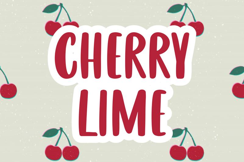 Cherry Lime