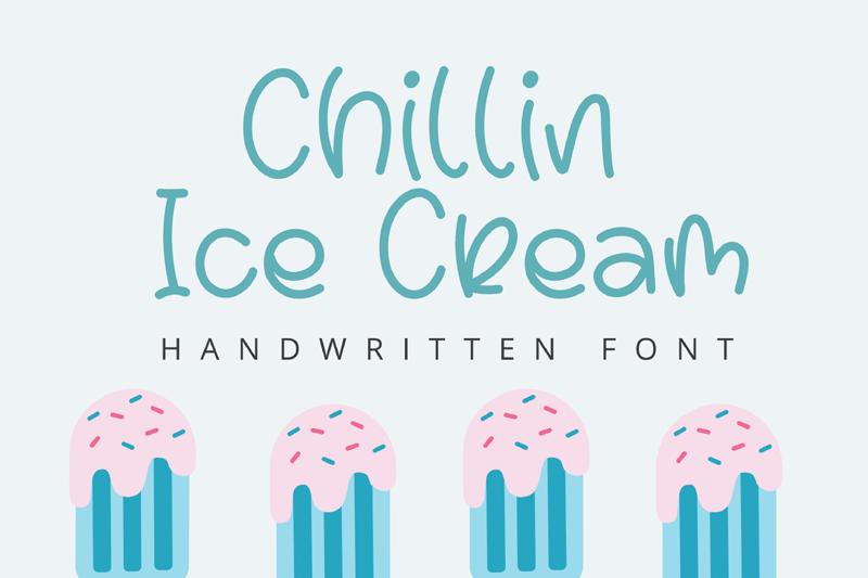 Chillin Ice Cream