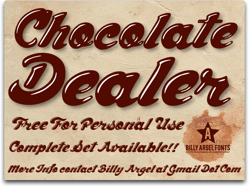 Chocolate Dealer