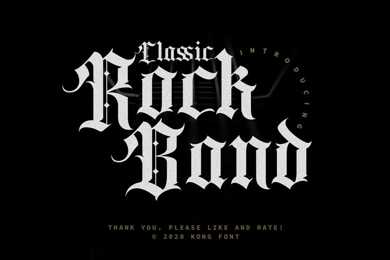 Classic Rock Band