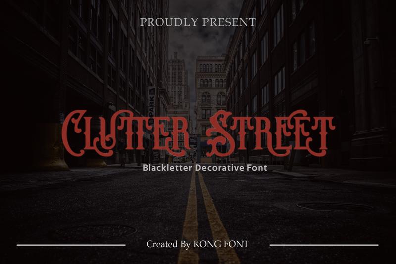 Clutter Street