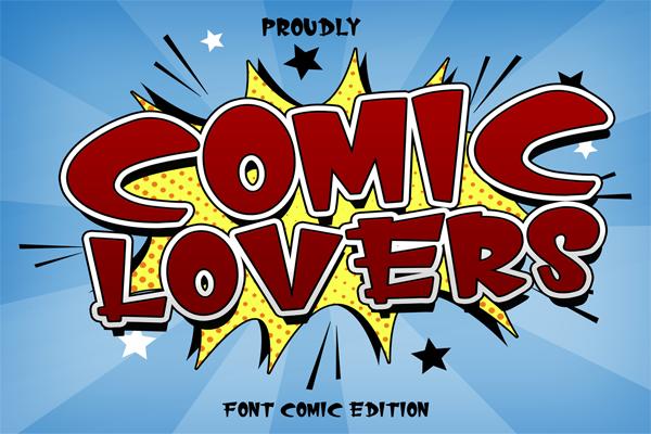 Comic Lovers