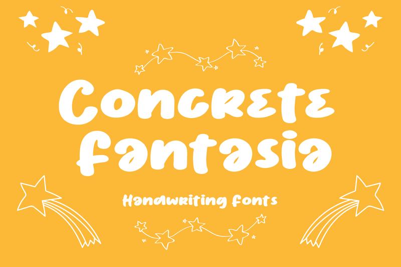 Concrete Fantasia