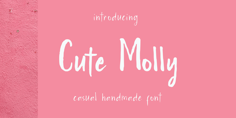 Cute Molly