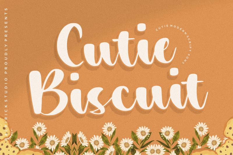 Cutie Biscuit