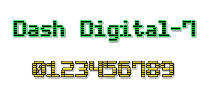 Dash Digital-7