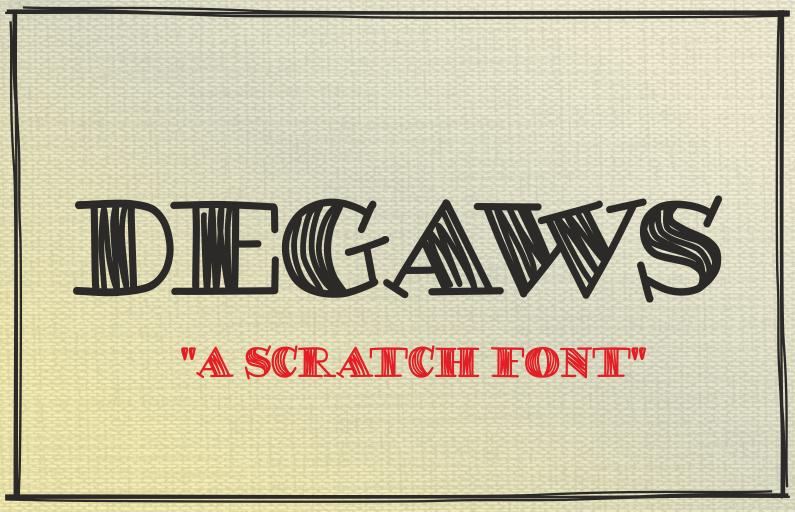 Degaws