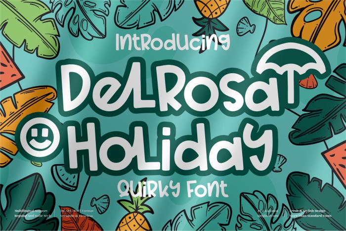 Delrosa Holiday