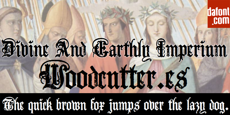 Divine And Earthly Imperium