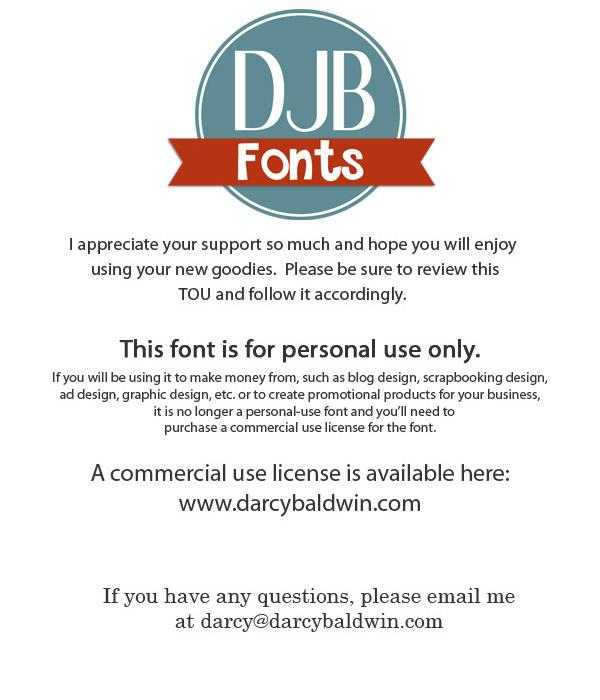 DJB Doodled Bits