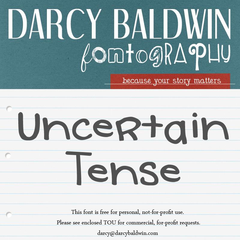 DJB Uncertain Tense
