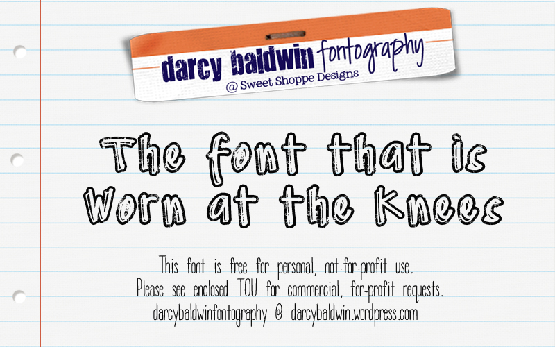 DJB Worn at the Knees