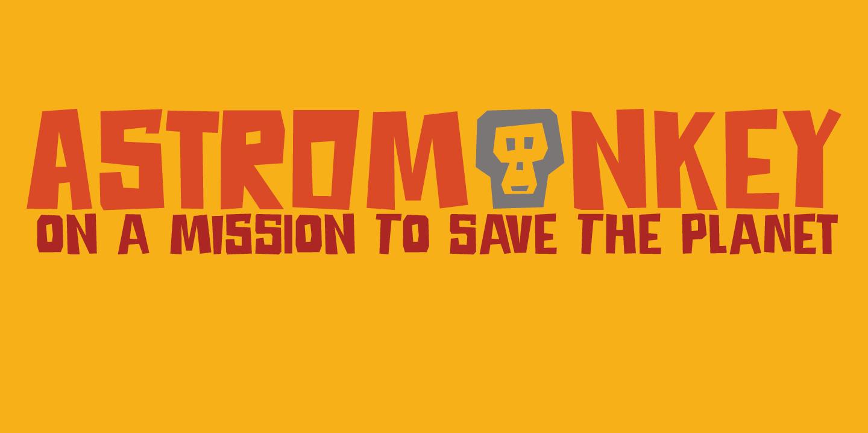 DK Astromonkey