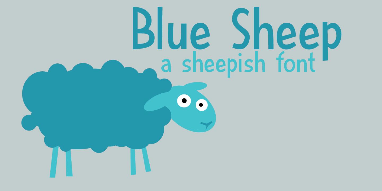 DK Blue Sheep