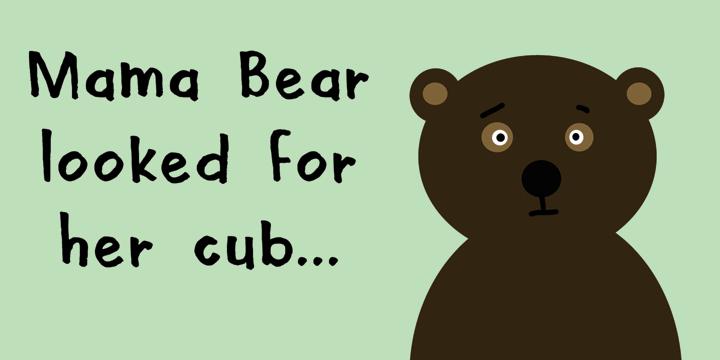 DK Mama Bear