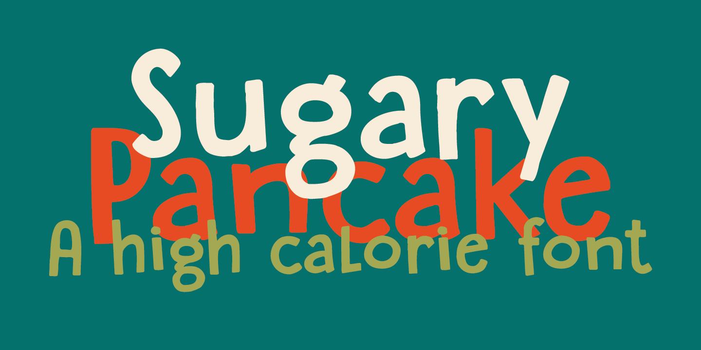 DK Sugary Pancake