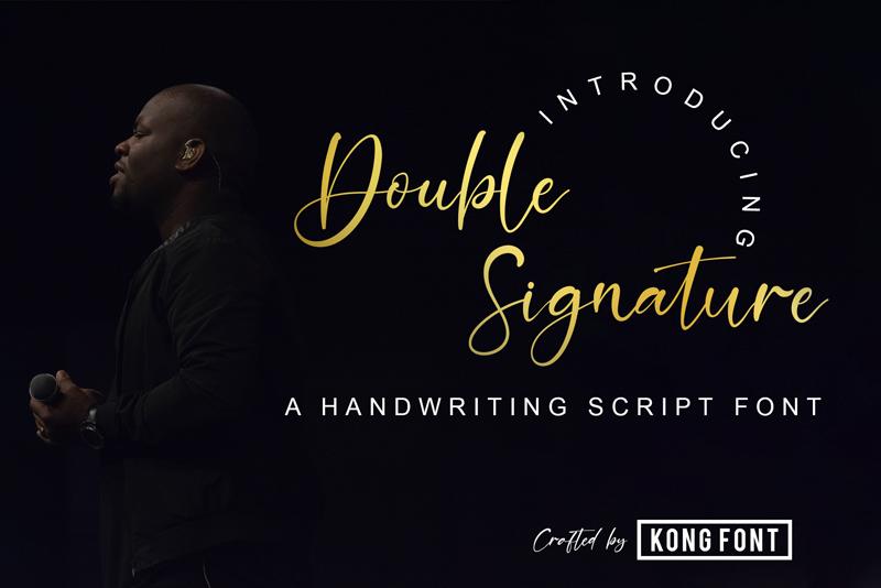 Double Signature