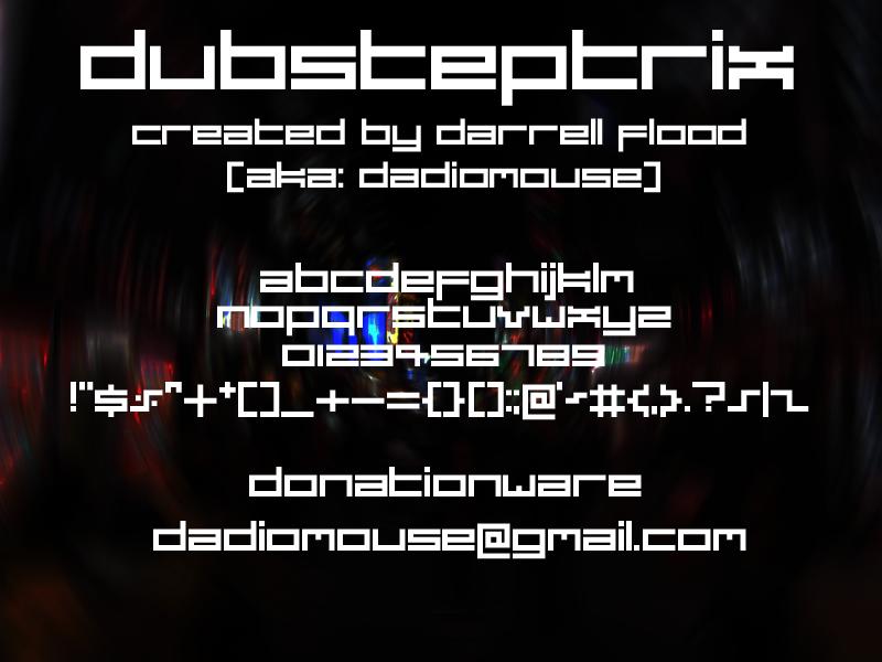 Dubsteptrix