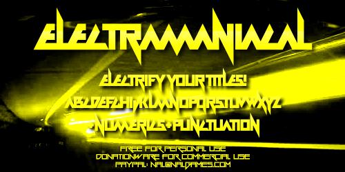 Electramaniacal