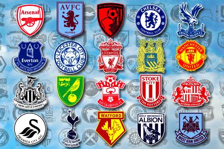English Football Club Badges