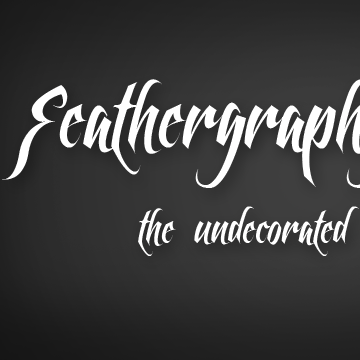Feathergraphy