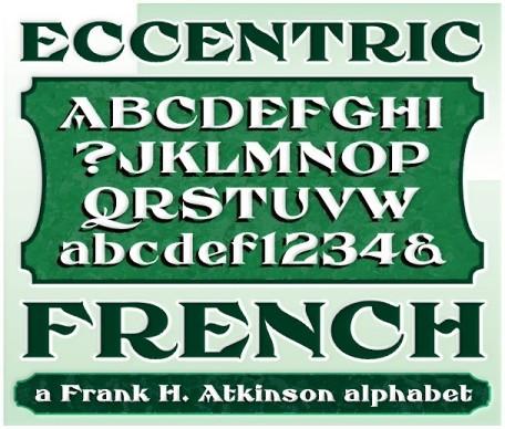 FHA Eccentric French