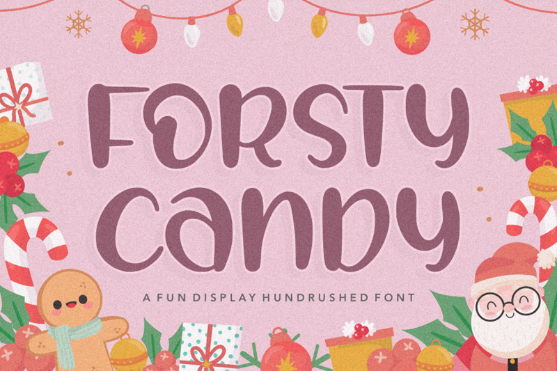 Forsty Candy