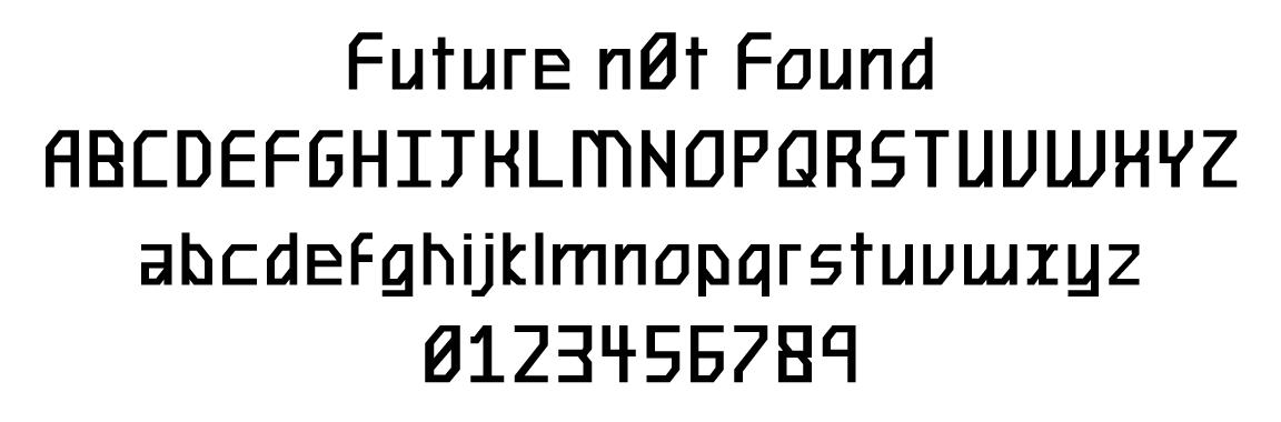 Future n0t Found