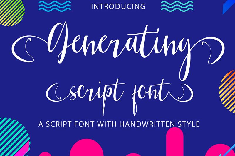 Generating Script