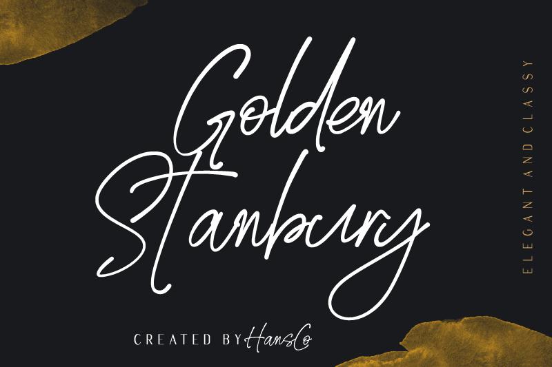 Golden Stanbury Signature