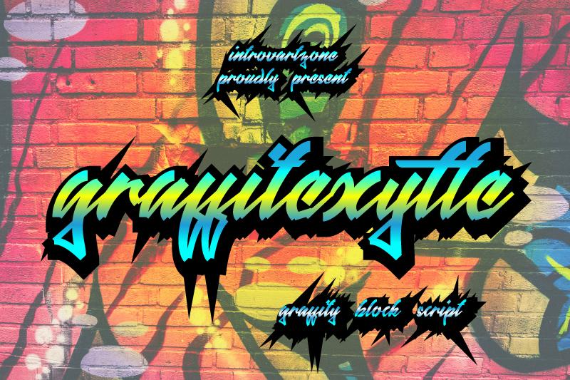 Graffitexytte
