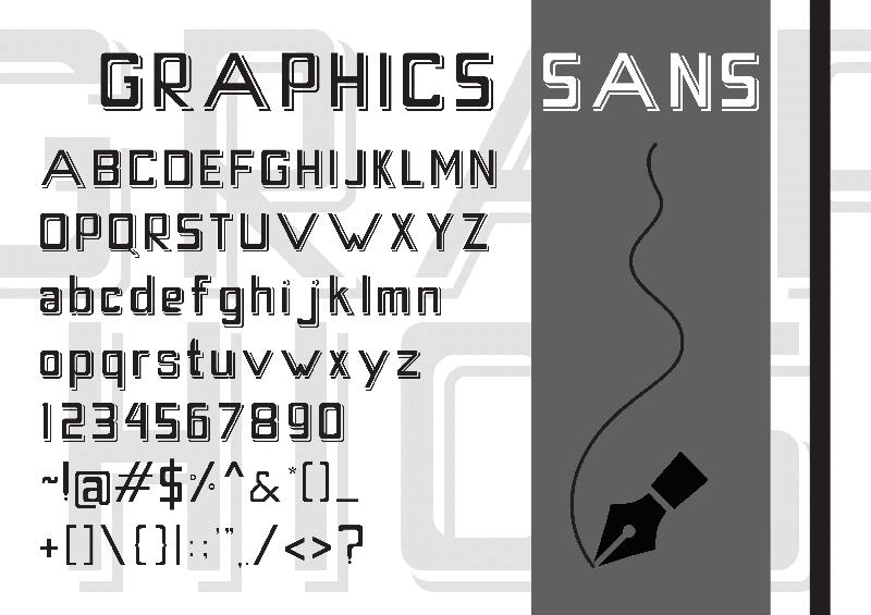 Graphics Sans