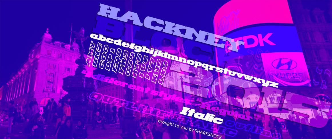 Hackney Block