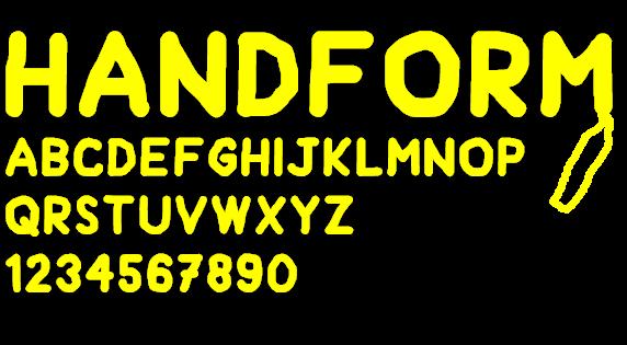 Handform