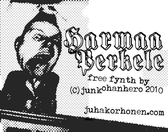 Harmaa Perkele