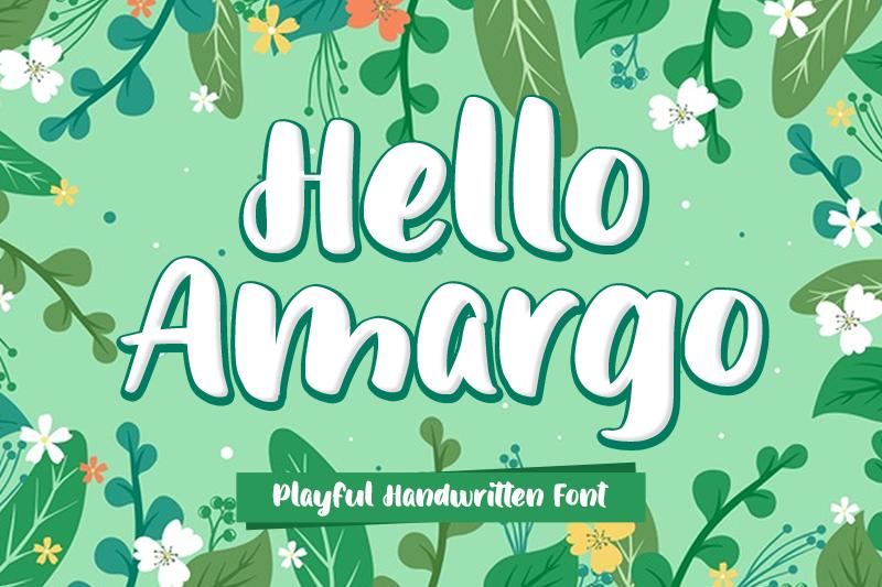 Hello Amargo
