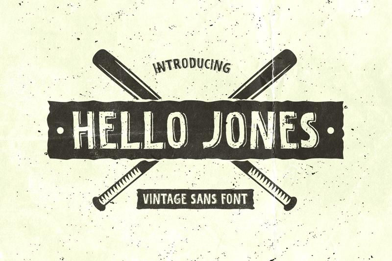 Hello Jones