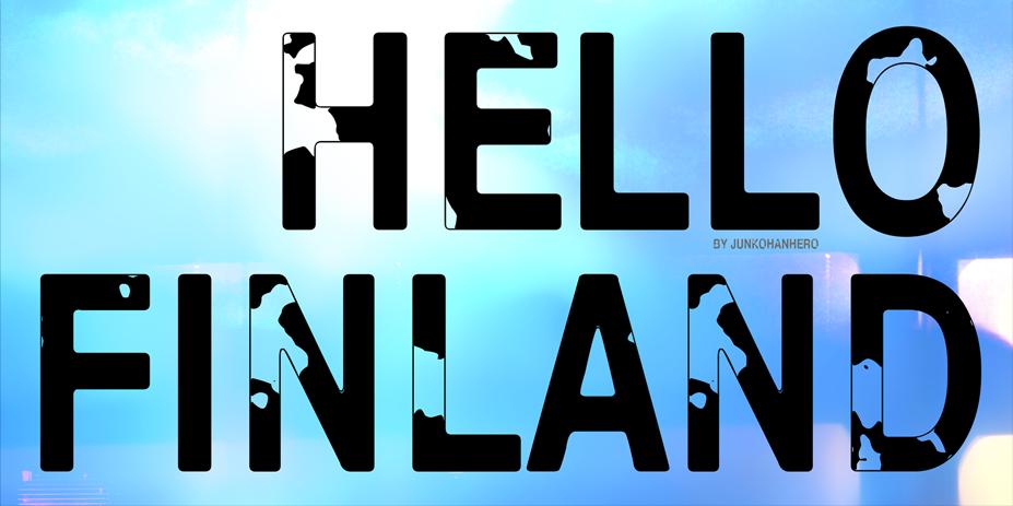 Hello Finland