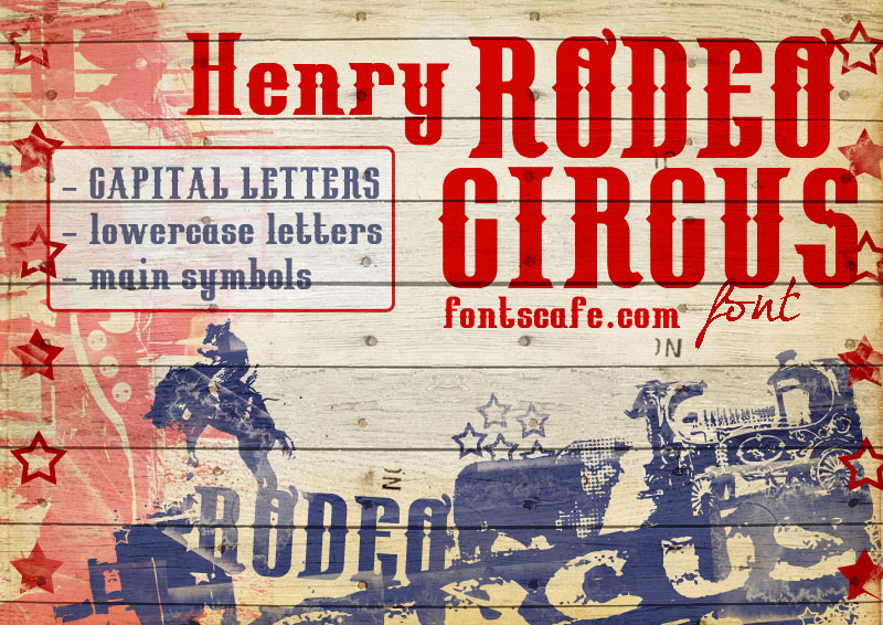 Henry Rodeo Circus