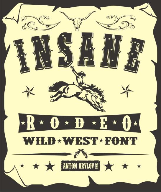 IFC Insane Rodeo
