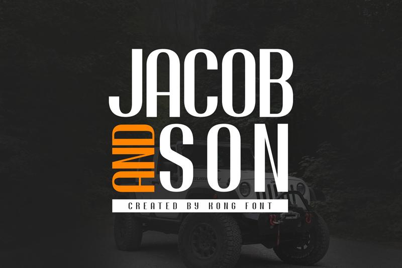 Jacob And Son