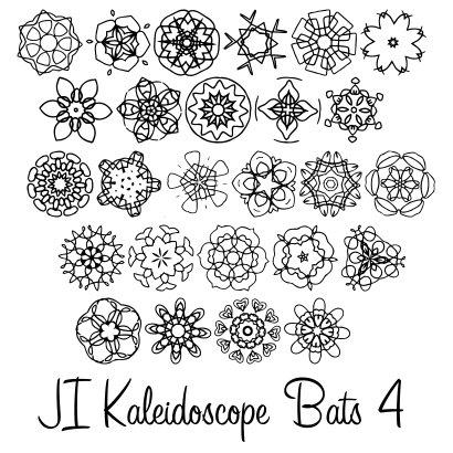 JI Kaleidoscope Bats